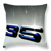 335i Throw Pillow