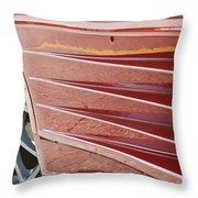 348 Ts Throw Pillow