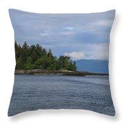 Alaska_00035 Throw Pillow