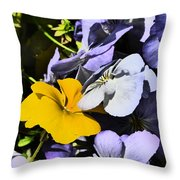 Real Real Gone  Throw Pillow