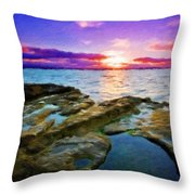Nature Landscape Pictures Throw Pillow