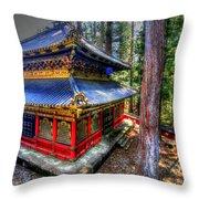 Tokyo Japan Throw Pillow