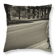 Art Of Life Throw Pillow