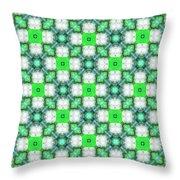 Arabesque 091 Throw Pillow