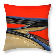 '37 Chevy Throw Pillow