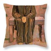 37560 Ferdinand Hodler Throw Pillow