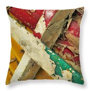 377 At 41 Series 1 Throw Pillow