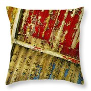 377 At 41 Series 6 Throw Pillow