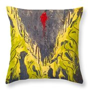 38 Throw Pillow