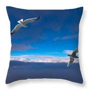 3872 Throw Pillow