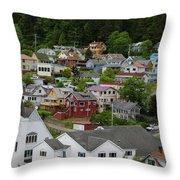Alaska_00039 Throw Pillow