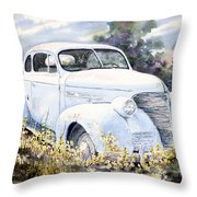 39 Chevy Throw Pillow