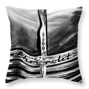 39 Left Over Throw Pillow