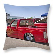 1982 Chevy S10_1a Throw Pillow
