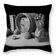 3d Printing, Additive Manufacturing Throw Pillow