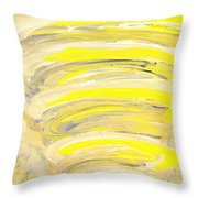 3rd Chakra / Solar Plexus Throw Pillow