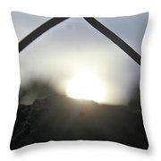 3rd Rock From The Sun Throw Pillow