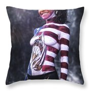 ..... Throw Pillow
