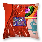 4-1-2015fa Throw Pillow