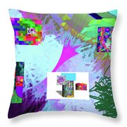 4-18-2015babcdefghijklmnopqrtuvwxyzabcdefghijkl Throw Pillow