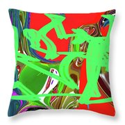 4-19-2015bab Throw Pillow