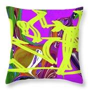 4-19-2015babcdefghij Throw Pillow