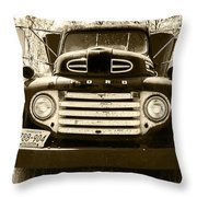 1949 Ford Truck Throw Pillow