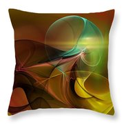 4-3-10aa Throw Pillow