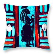4ward Afrika Throw Pillow