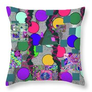 4-8-2015abcdef Throw Pillow
