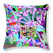 4-9-2015abc Throw Pillow