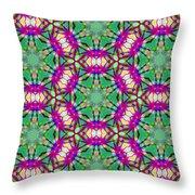 Arabesque 090 Throw Pillow