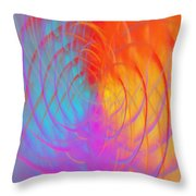 Art No.15 Throw Pillow