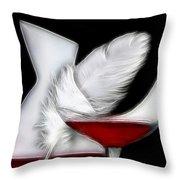 Avantgarde Throw Pillow