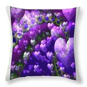 Boundless Love Throw Pillow