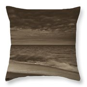 Cape Ann, Ma Throw Pillow