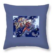 Castlevania_portrait Of Ruin Throw Pillow