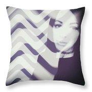 Danielle Throw Pillow