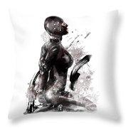 Fetish Art Throw Pillow