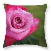 Flower Series Throw Pillow