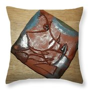 Friends - Tile Throw Pillow