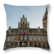 Ghent2 Throw Pillow