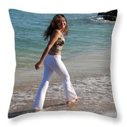 Gisele Throw Pillow