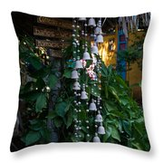 Hostal Candelaria  Throw Pillow