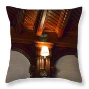 Hotel Coronado Throw Pillow