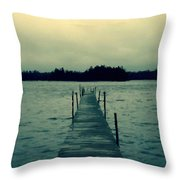 Landscape Art Prints Throw Pillow