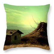 Landscape Forms Throw Pillow