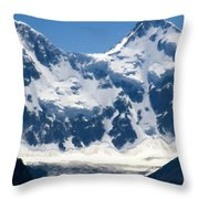 Landscape Painting Oil Throw Pillow