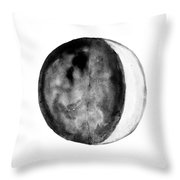 Moon Phase Throw Pillow