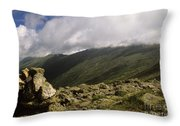 Mount Washington New Hampshire Usa Throw Pillow